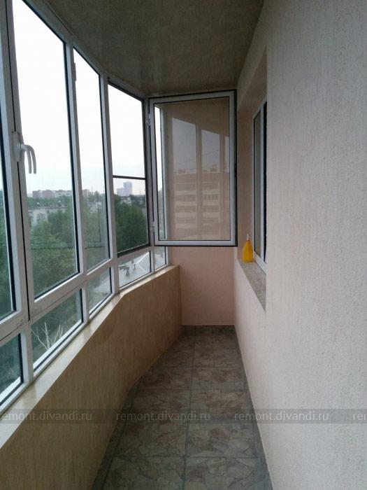 Балконы ремонт фирмы сколько времени занимает остекление балкона