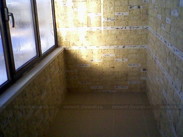 Сколько стоит ремонт и утепление балкона: 8 реализованных пр.