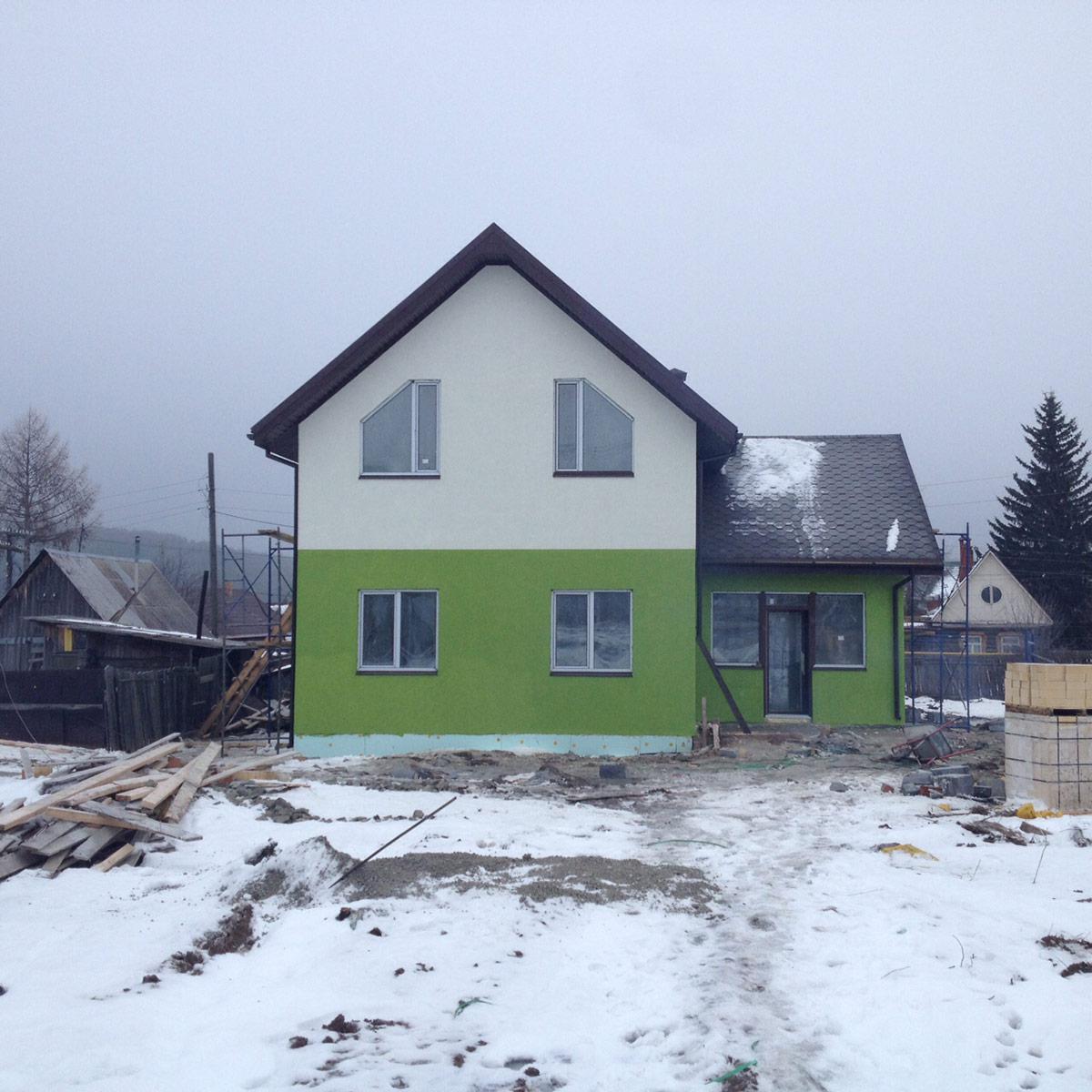 Дом своими руками стоимость фото 430