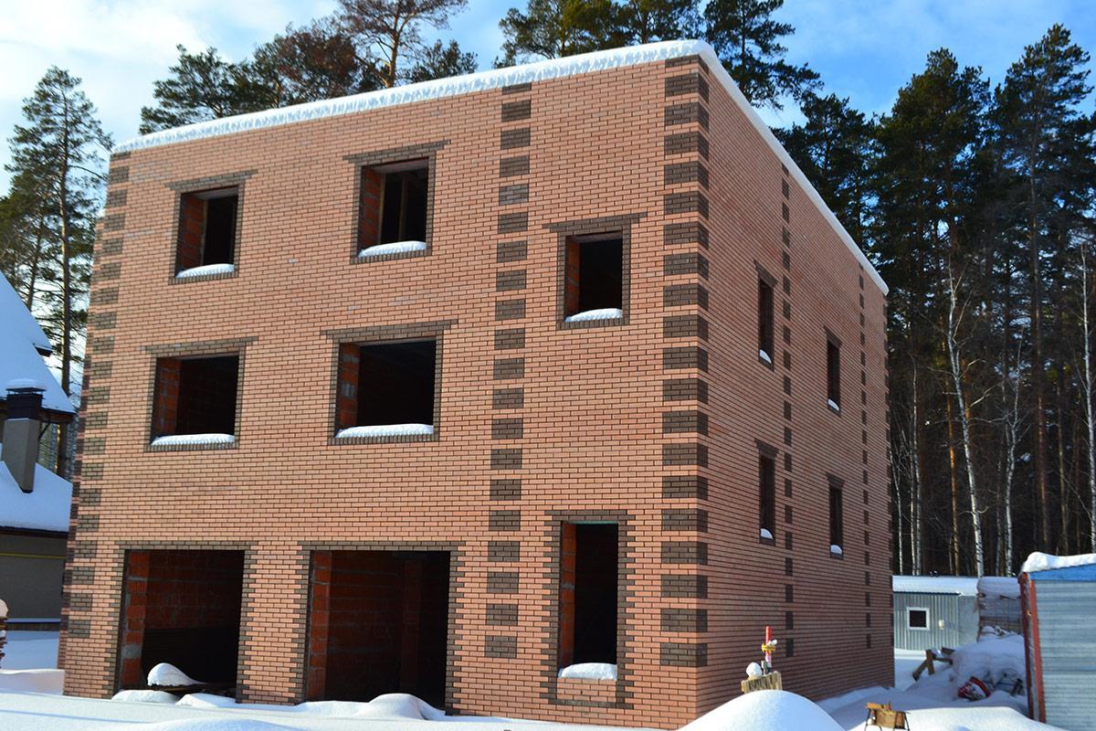 Схема газового отопления 2-х этажного частного дома