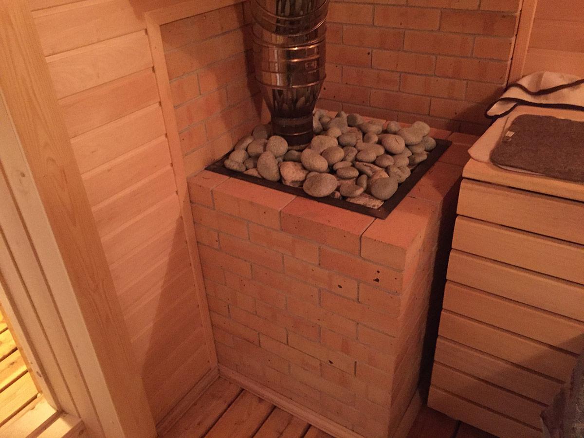 Как должна быть устроена моечная в бане 63